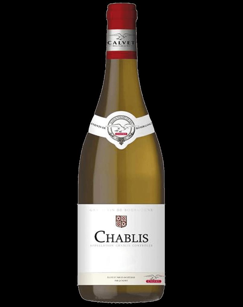 Calvet Chablis A.O.C. Chardonnay