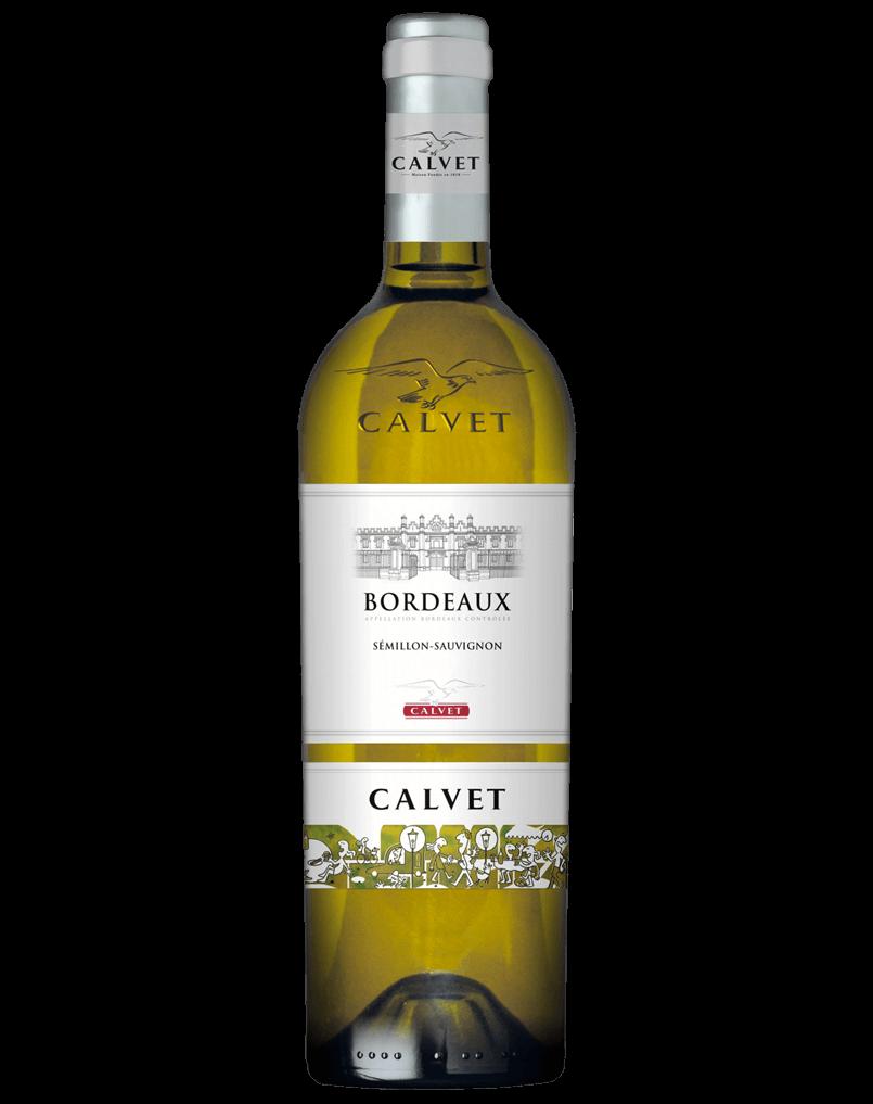 Calvet Classic Bourdeaux Blanc A.O.C.