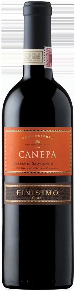 Canepa-Reserva privada-Cabernet Sauvignon