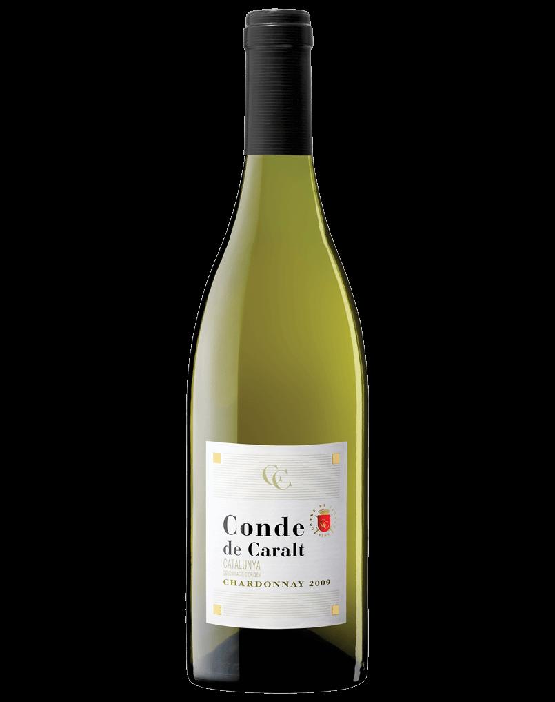 Conde de Caralt Blanco Chardonnay