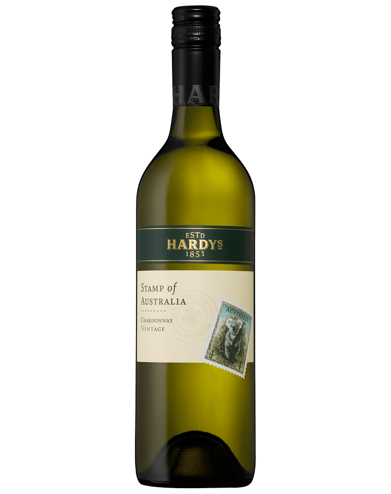 Hardy's Stamp of Australia Chardonnay