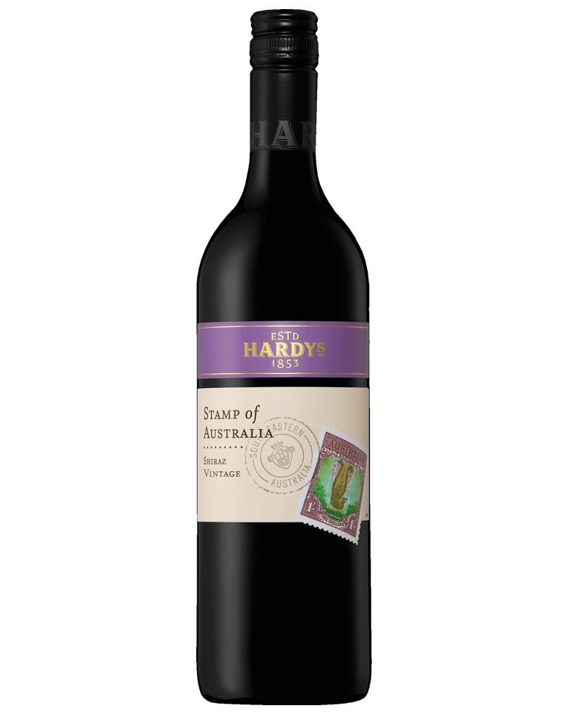 Hardy's Stamp of Australia Shiraz
