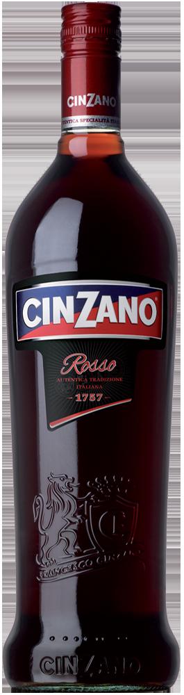 Cinzano Rosso – Trago 1,5 Onzas