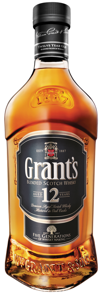 Grant's 12 Years – Shot 1,5 Ounces