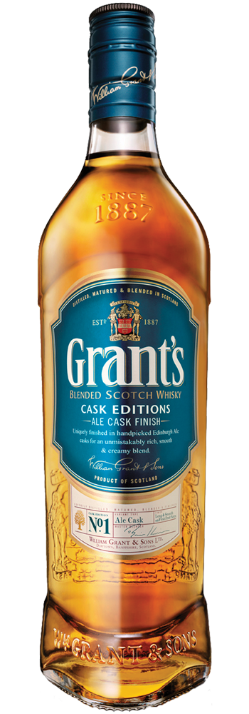 Grant's Ale Cask – Shot 1,5 Ounces