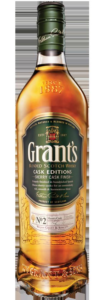 Grant's Sherry Cask – Shot 1,5 Ounces