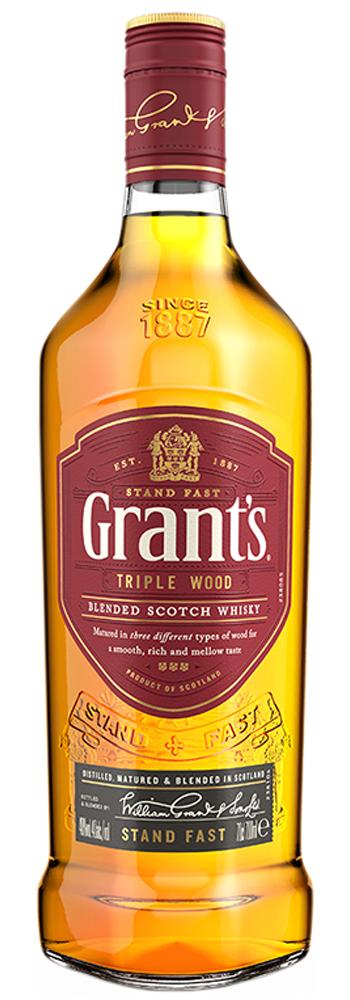 Grant's Triple Wood – Shot 1,5 Ounces