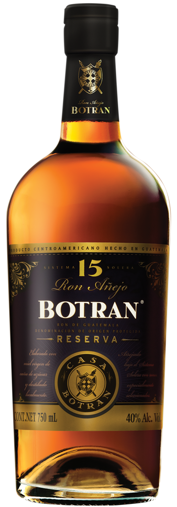 Ron Botran Reserve 15 Years – Shot 1,5 Ounces