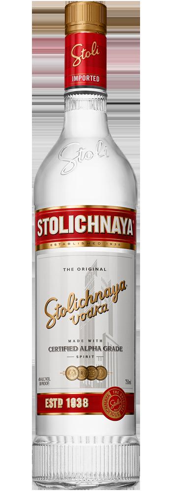 Stolichnaya – Shot 1,5 Ounces