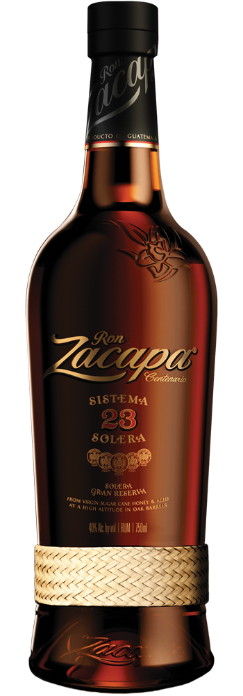 Zacapa 23 Years – Shot 1,5 Ounces
